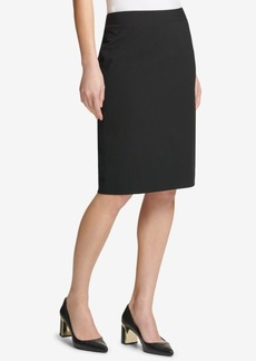 Dkny Ponte Pencil Skirt, Created for Macy's