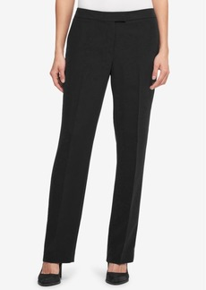 Dkny Ponte-Knit Bootcut Pants, Created for Macy's
