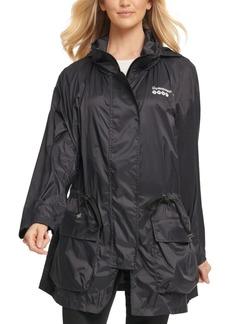 Dkny Printed Parka Jacket