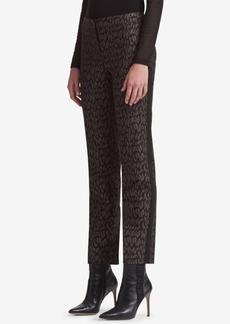 Dkny Printed Skinny Pants, Created for Macy's