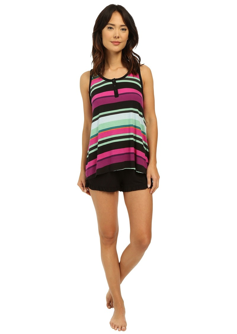 DKNY Prints Appeal - Tank Top and Boxer Set