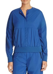 DKNY Pure Drop Shoulder Pullover Jacket