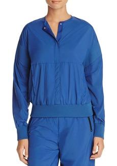 DKNY Pure Drop Shoulder Pullover Jacket