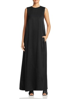 DKNY Pure Overlay Maxi Dress