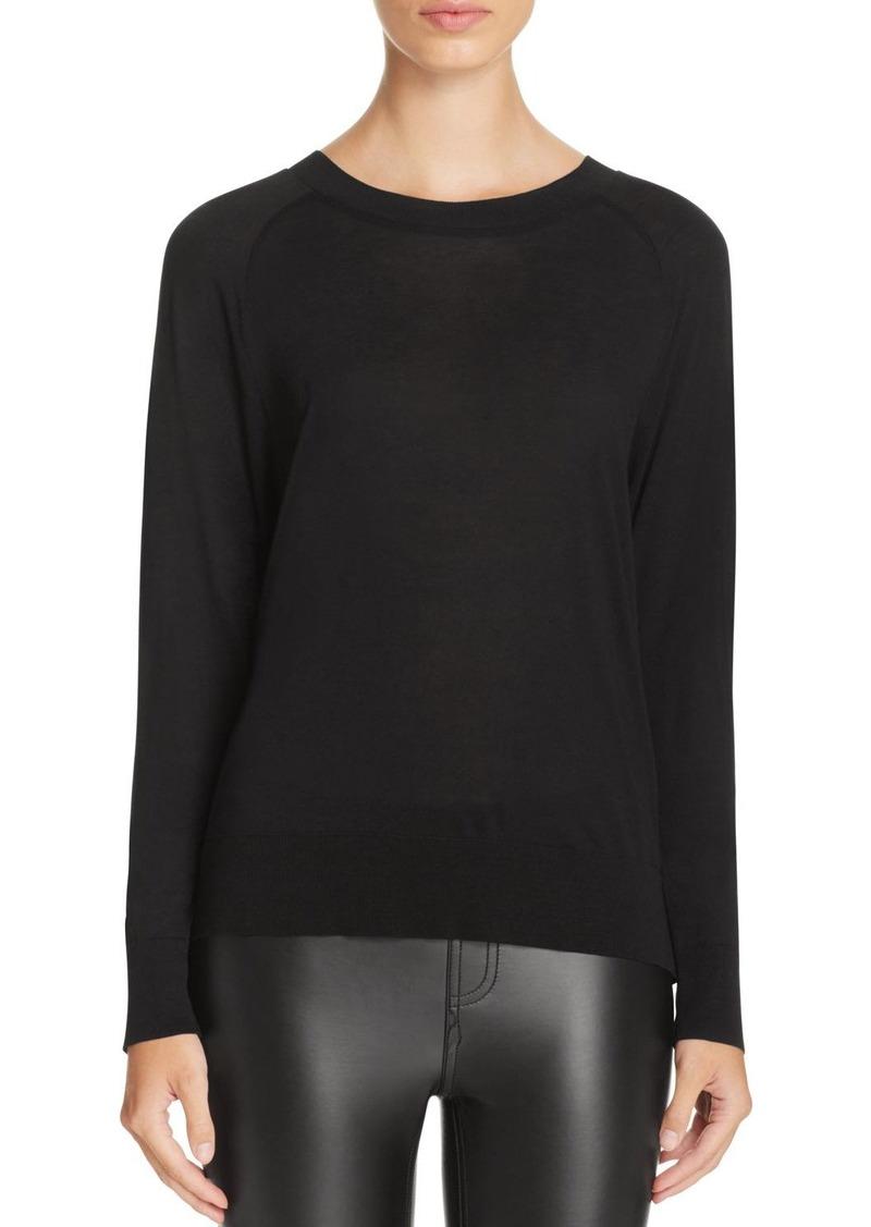 DKNY Pure Raglan Sleeve Sweater