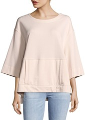 Dkny Pure Roundneck Cotton Tee