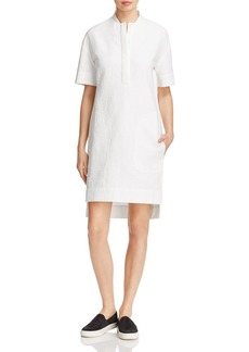 DKNY Pure Textured Shirt Dress