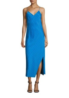 DKNY Reversible Slip Dress