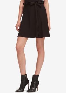 Dkny Ribbon-Tie Skirt, Created for Macy's