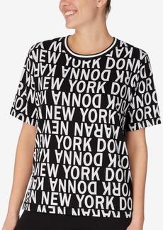 Dkny Ringer Pajama T-Shirt