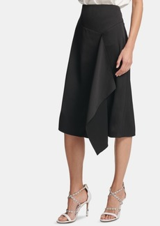 Dkny Ruffled Skirt