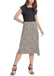 Dkny Ruffled Skirt