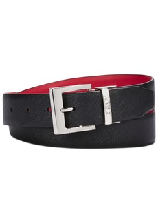 Dkny Saffiano to Smooth Reversible Belt