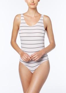 Dkny Seamless Litewear Scoop-Back Bodysuit DK7006