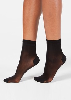 Dkny Sheer Anklet Trouser Socks