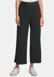 Dkny Side Slit Pants