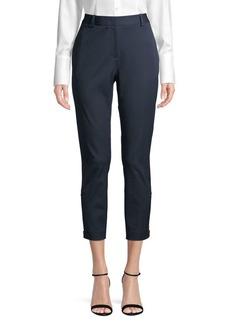 DKNY Side Zipper Ankle Pants