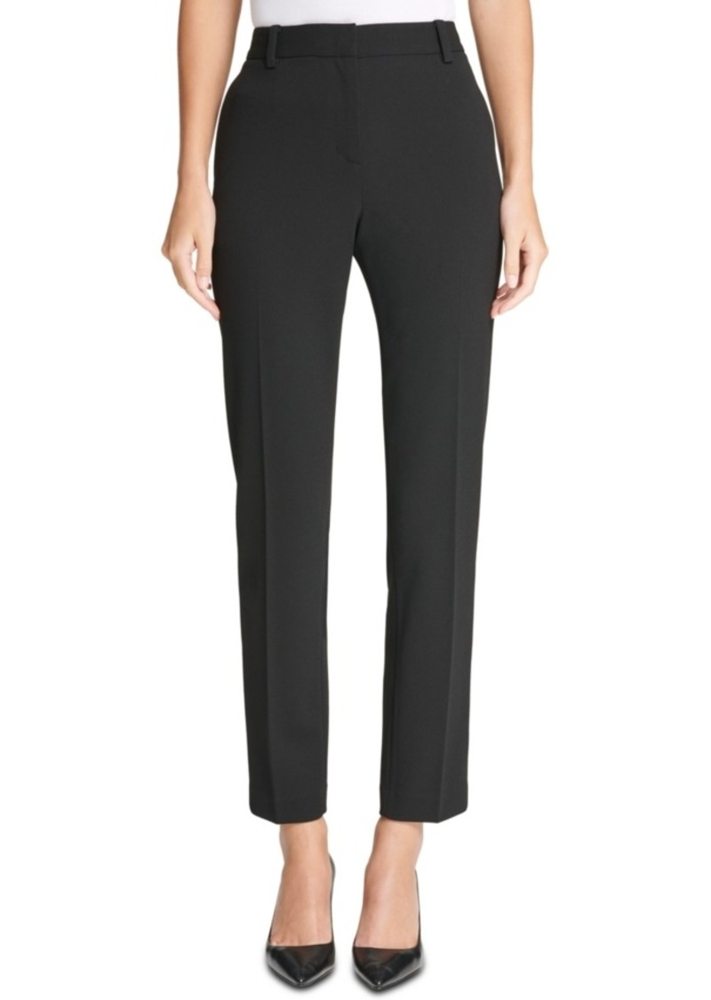 Dkny Stretch Crepe Essex Dress Pants
