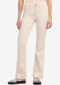 Dkny Skinny Flared Jeans
