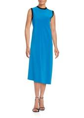 DKNY Sleeveless Crewneck Dress