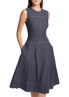 Donna Karan Sleeveless Dress