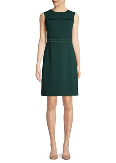 DKNY Donna Karan Sleeveless Sheath Dress