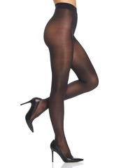 DKNY Donna Karan Semi-Sheer Jersey Tights