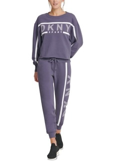 Dkny Sport Exploded Logo Sweatshirt