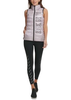 Dkny Sport Fleece-Lined Vest