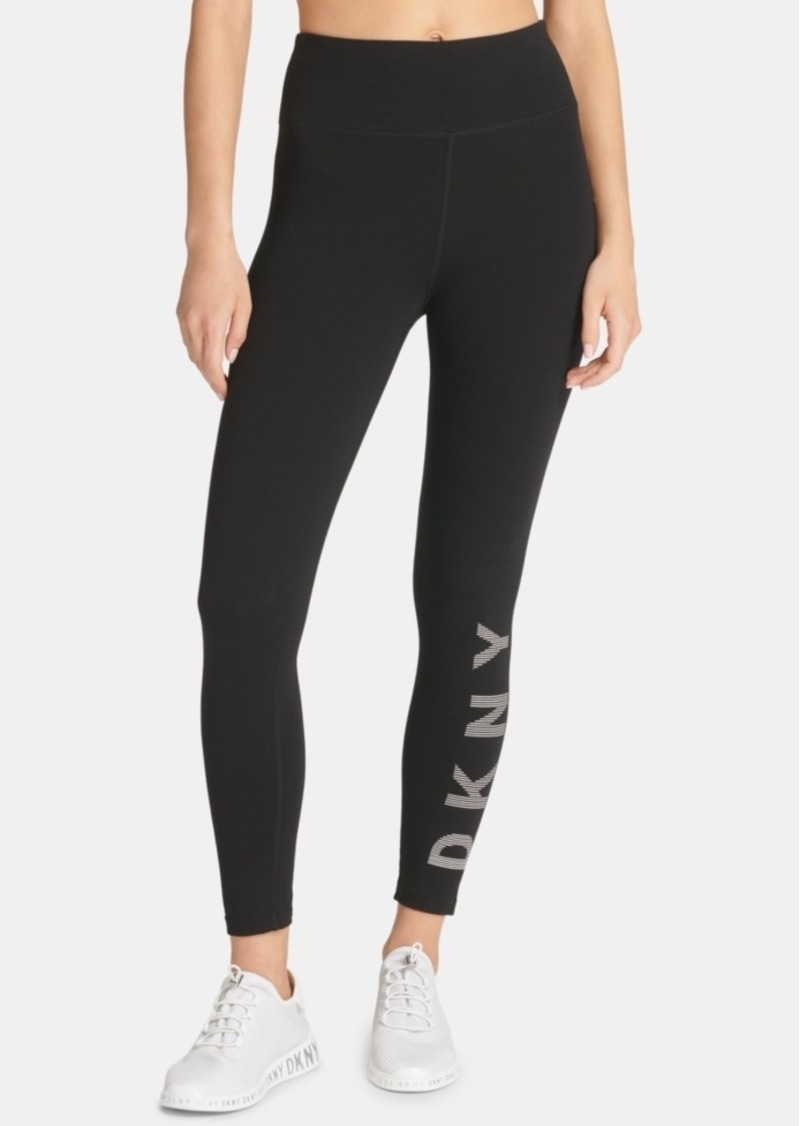 Dkny Sport Logo Leggings
