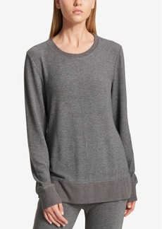 Dkny Sport Scoop-Neck Sweatshirt