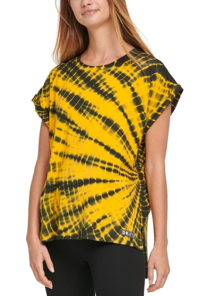 Dkny Sport Tie-Dyed T-Shirt