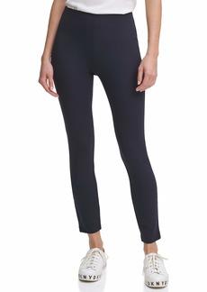 DKNY SPORTSWEAR Women's Missy Pull On Legging  L