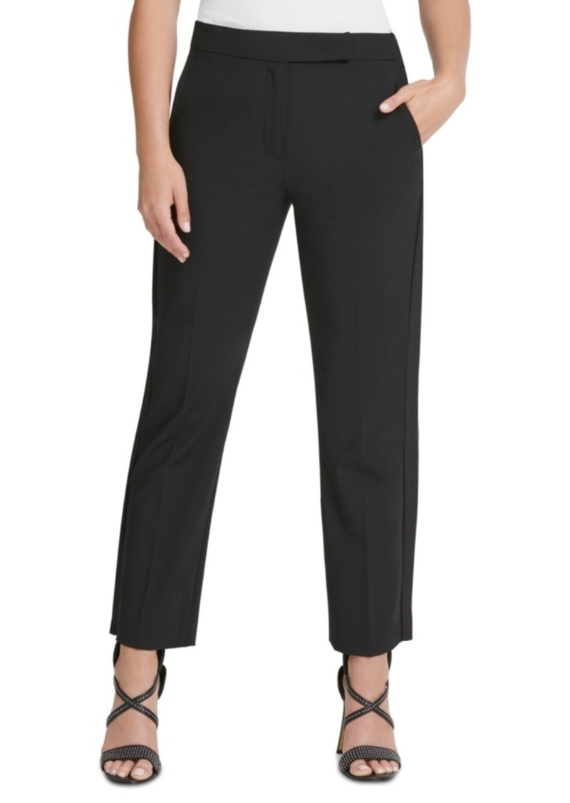 Dkny Straight-Fit Dress Pants