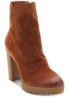 Dkny Tessi Booties, Created For Macy's