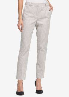 Dkny Textured Skinny Pants, Created for Macy's