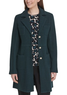 Dkny Three-Button Topper Jacket