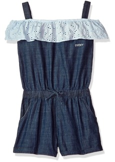 DKNY Toddler Girls' Romper