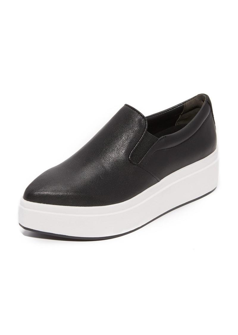 815e99c0e4f DKNY DKNY Trey Platform Slip On Sneakers