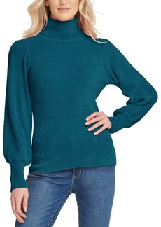 Dkny Turtleneck Bousant-Sleeve Sweater