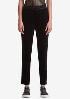 Dkny Velvet Pull-On Pants, Created for Macy's