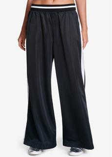 Dkny Wide-Leg Track Pants