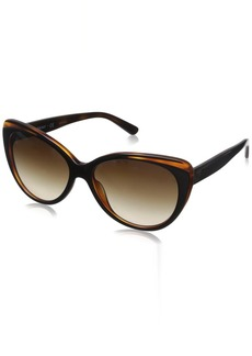 DKNY Women's 0DY4125 Cateye Sunglasses
