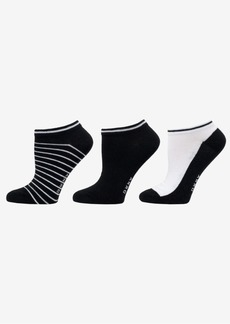 Dkny Women's 3-Pk. Low-Cut Socks