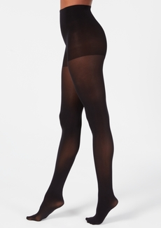 Dkny Women's Basic Opaque Control Top Tights