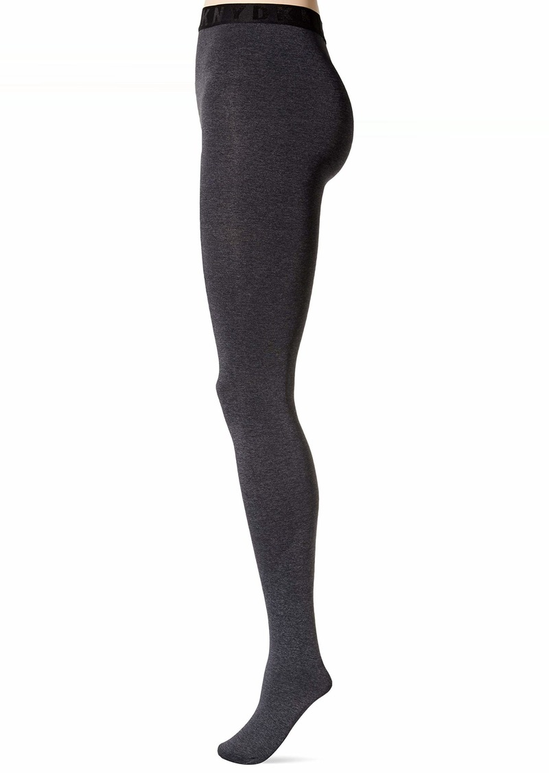 DKNY Women's Cozy Opaque Control Top Tight