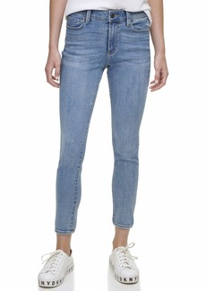 DKNY Women's Delancey High Rise Skinny Jeans
