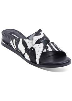 Dkny Women's Della Flat Sandals