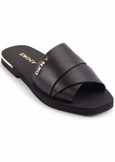 DKNY Women's Isha Flat Sandal