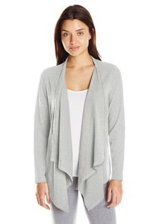 DKNY Women's Long Sleeve Cozy Wrap  L/XL